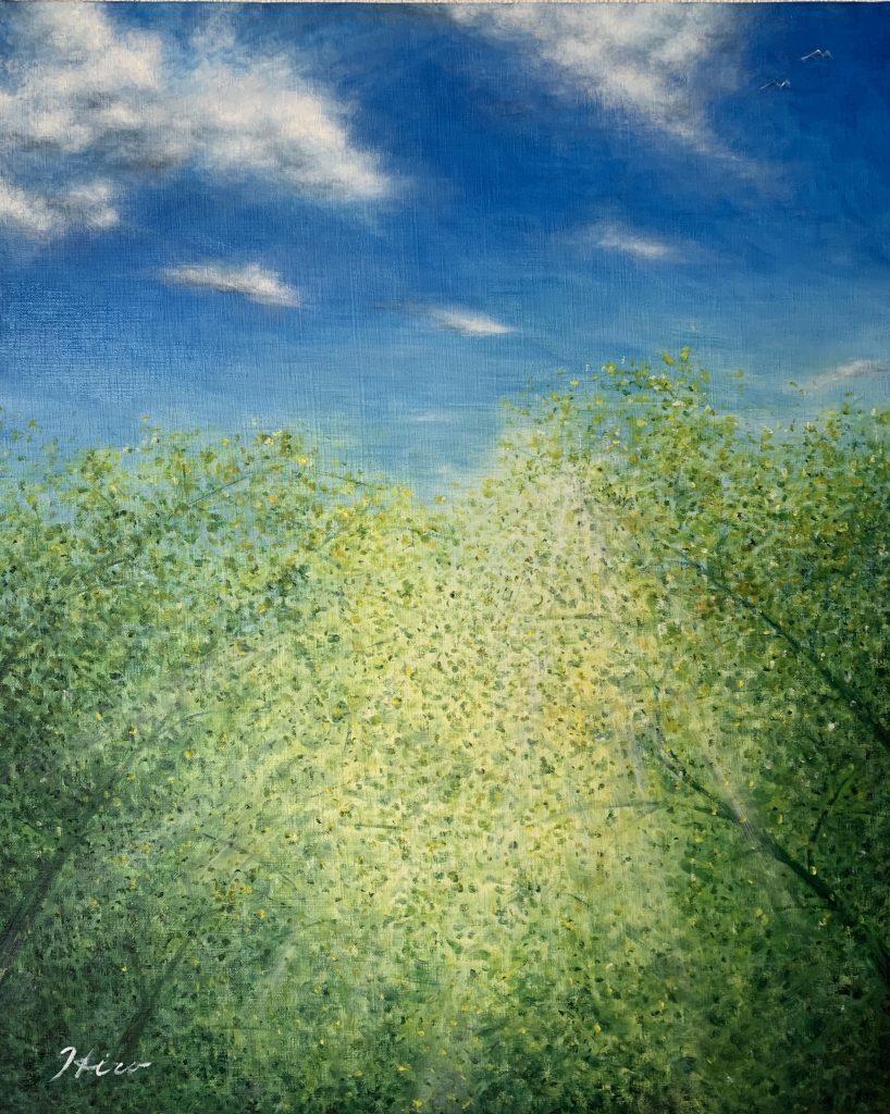 油絵アート