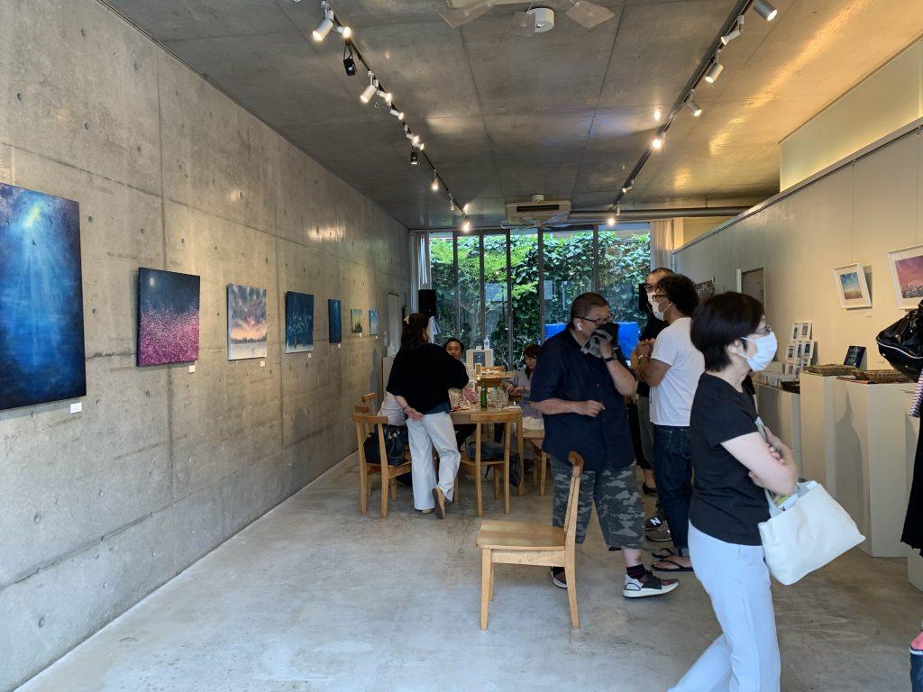 鎌倉由比ガ浜にあるギャラリー&カフェ「ジャックと豆の木」